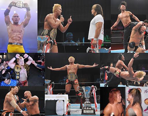 あなたは現在のプロレスを知っていますか?新日本・レスリングどんたく2012