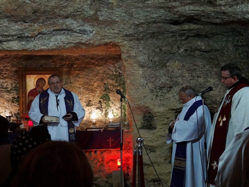 U bł. Jakuba i na polskim cmentarzu 20.022015 - DSC09632.JPG