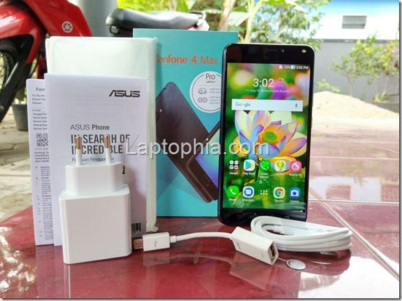 Perlengkapan Asus Zenfone 4 Max Pro ZC554KL