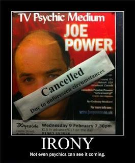 pshychic poster fail