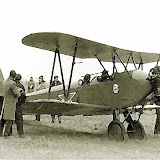 2003-2004 г.г. Аэродром Коротич. Самолет По-2. Воссоздан в АТК Взлет-ХАИ им. М. Чуба