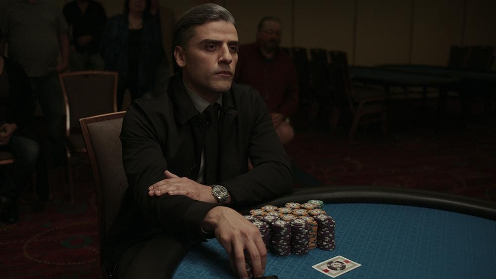 El contador de cartas y Paul Schrader