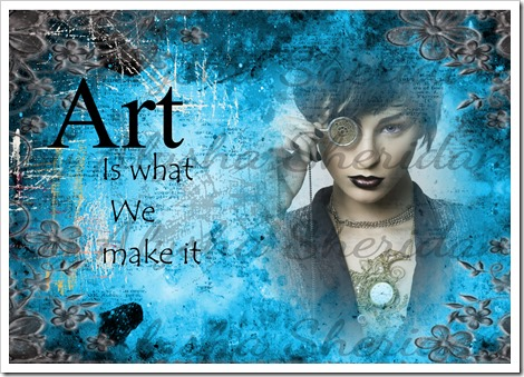 Art is what we make it WITH WATERMARK