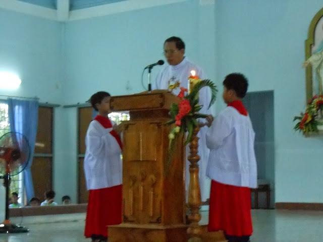 Ngày ơn gọi tại Giáo xứ Ba Ngòi
