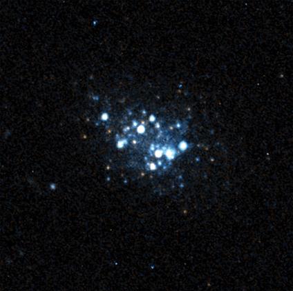 galáxia AGC 198691