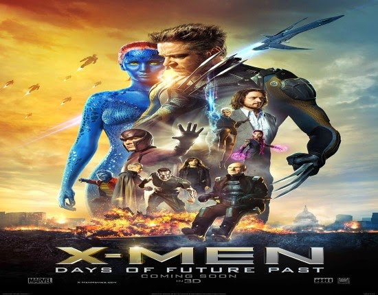 فيلم X-Men: Days of Future Past مترجم