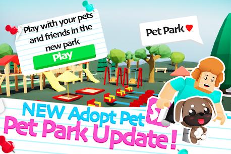 Adopt me Adventure Pet Run 3