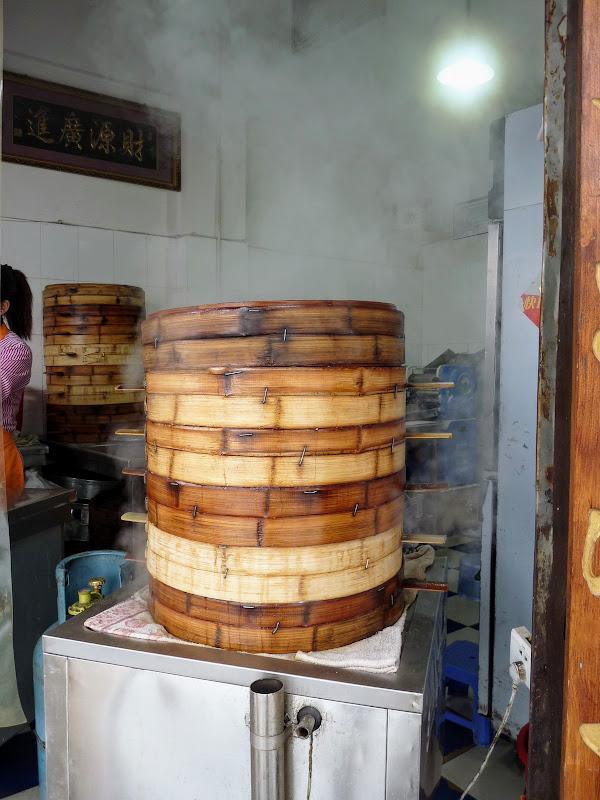 CHINE.YUNNAN.KUNMING , temple Lac Dian Chi - P1270771.JPG