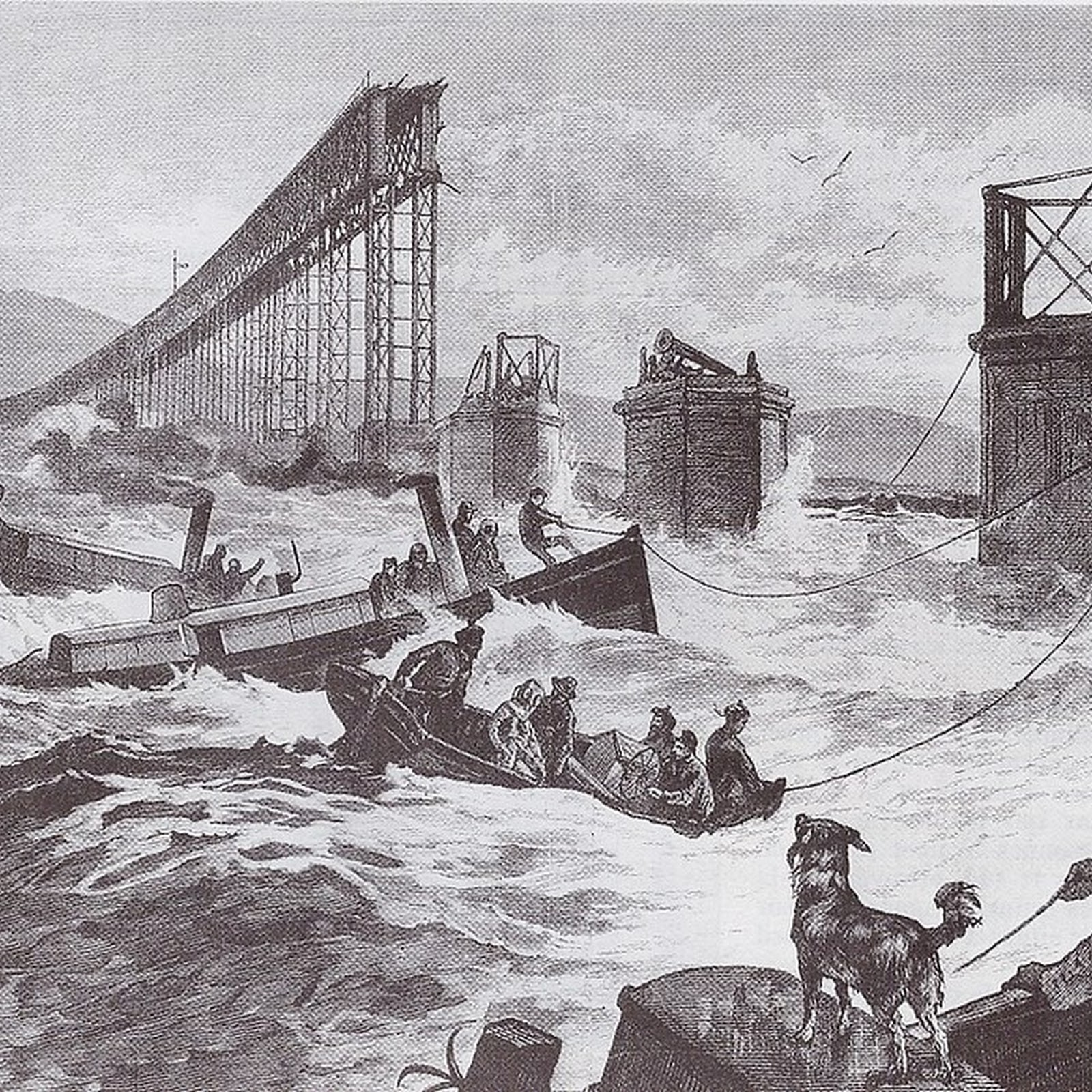 The Tay Bridge Disaster And The World's Worst Poem