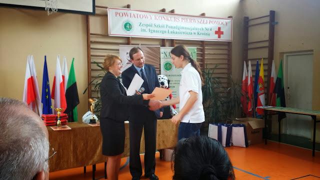 Konkurs pierwszej pomocy przedmedycznej - 20140307_142921.jpg
