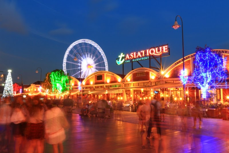 Night Out at Asiatique