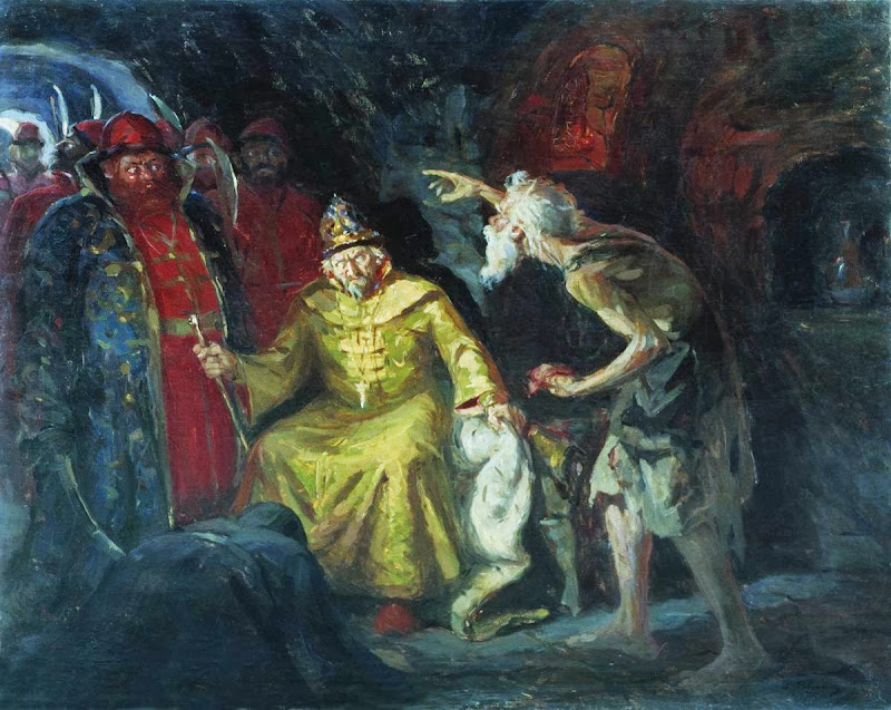 Andrei Ryabushkin - Ivan the Terrible