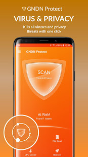 App GNDN Protect - TOP Antivirus, Booster & Cooler APK for Windows Phone
