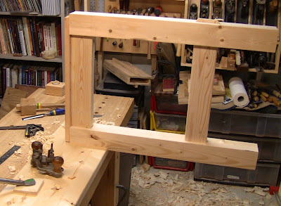 paul sellers workshop. final cleanup of the housing with a router plane. paul sellers workshop t