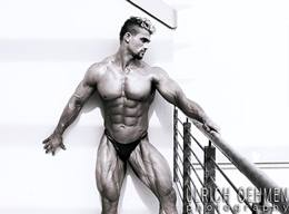 Louis Bessinger - IFBB World Junior Champion