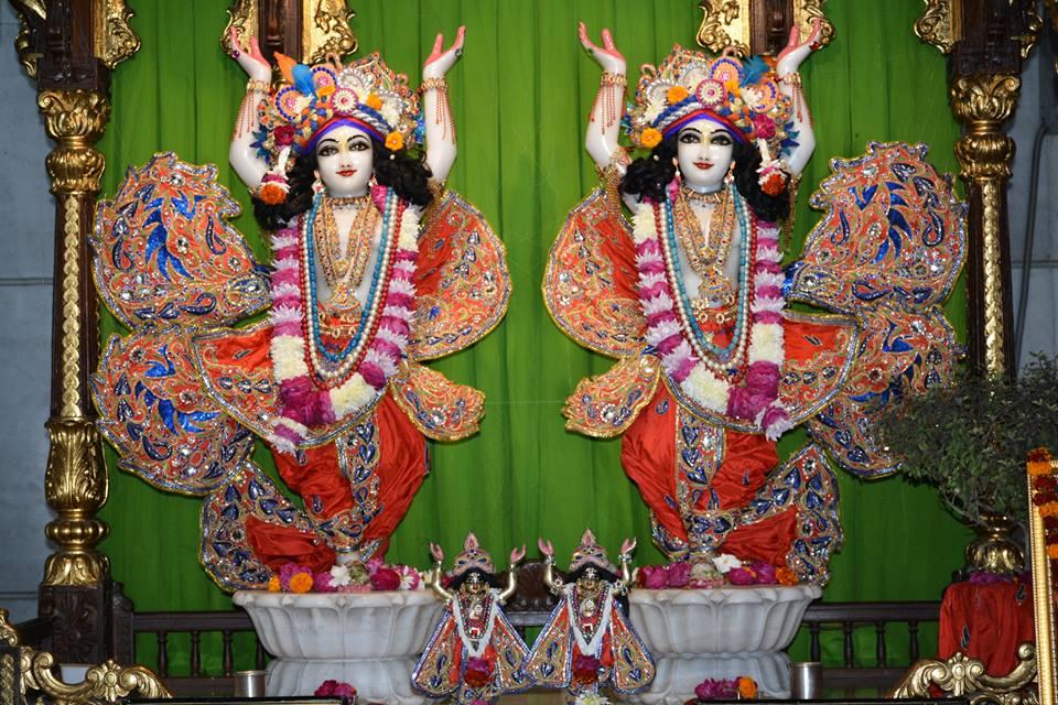 ISKCON Ujjain  Deity Darshan 22 Nov 2016 (5)