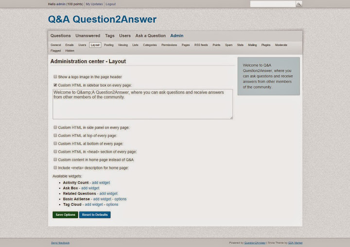 Question2Answer – Free Opensource Tanya Jawab Script