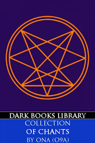 Cover of Order of Nine Angles's Book Collection of Chants