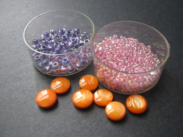Old Fashioned Sweets Bead Palette