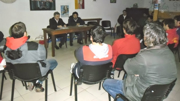 Registro Único de Trabajadores Guardavidas Concejales del Frente para la Victoria Horacio Castelli y Luciano Lescano