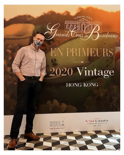 LeDomduVin at UGCB En Primeurs Vintage 2020 - Hong Kong April 2021