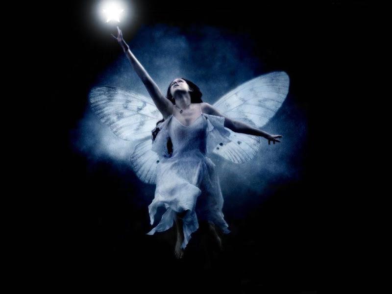 Fairy And A Star, Fairies Girls