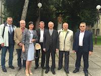 Презентація «Франківської енциклопедії» у Дрогобичі