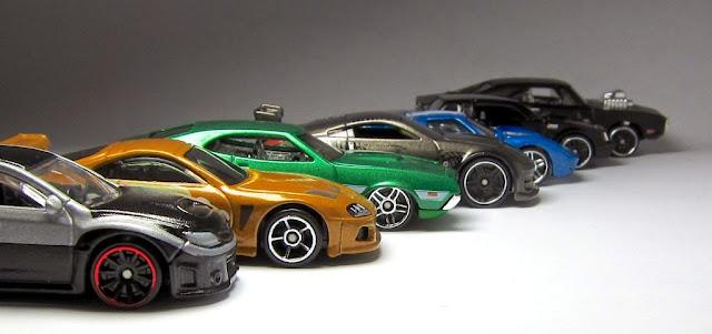 Đồ chơi mô hình Xe Fast and Furious Hot Wheels CKJ49
