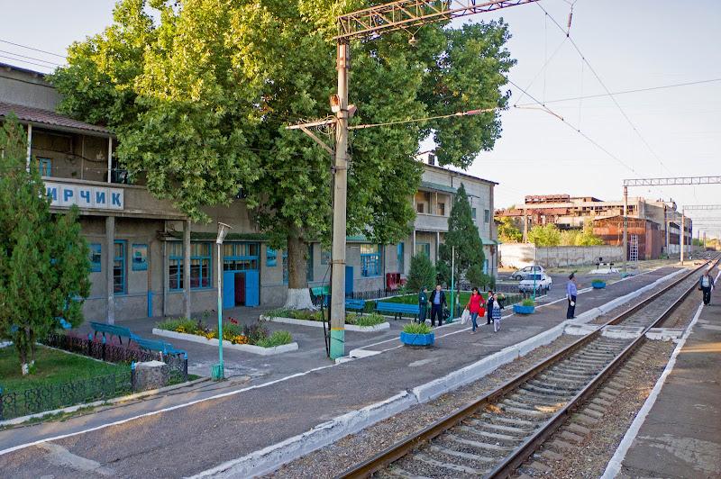 Станция Чирчик