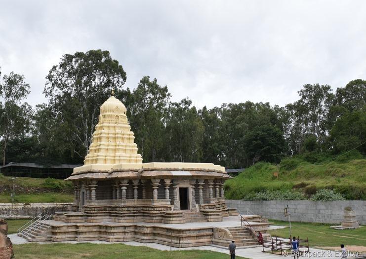 Keerthinarayana temple, Talakadu, Karnataka