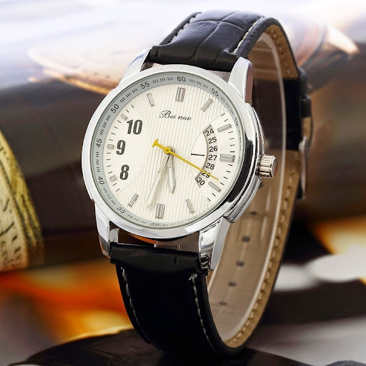 Fashion Men Business Quartz Watches Men Sport Watches M