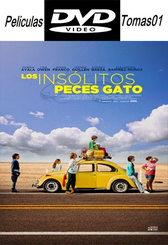 Los insólitos Peces Gato (2013) DVDRip