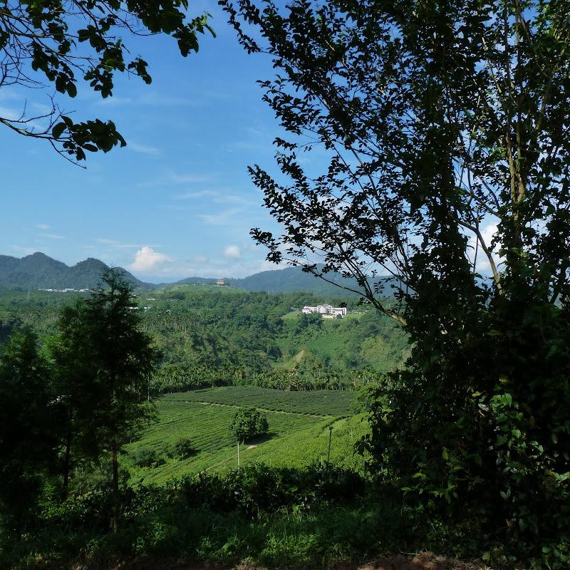 Puli  en passant , entre autres, par les villages de l ethnie Bunum de Loloko et Dili. J 10 - P1160776.JPG