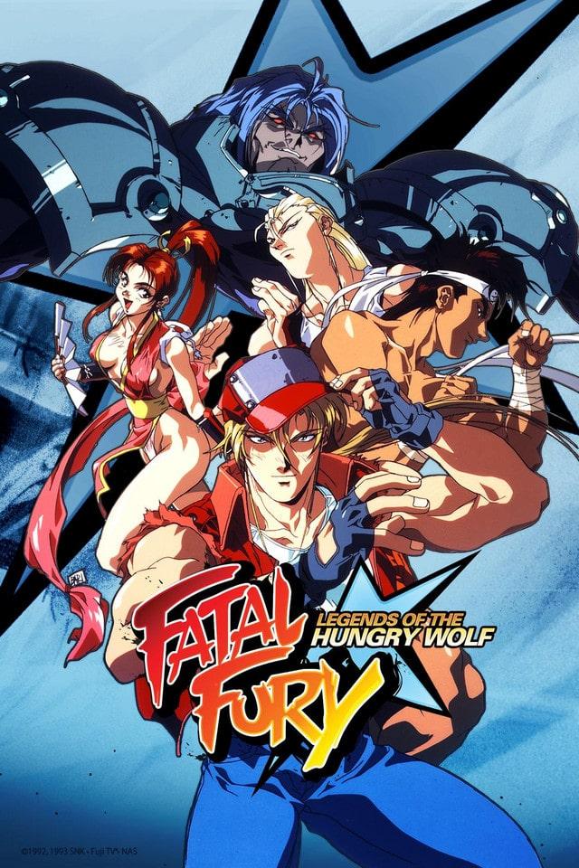 Fatal Fury OVAs