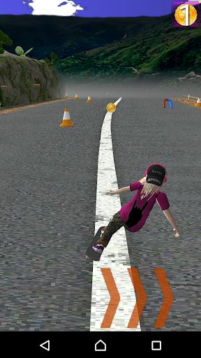 SkateBoarder Girl 1.3 {cheat|hack|gameplay|apk mod|resources generator} 1