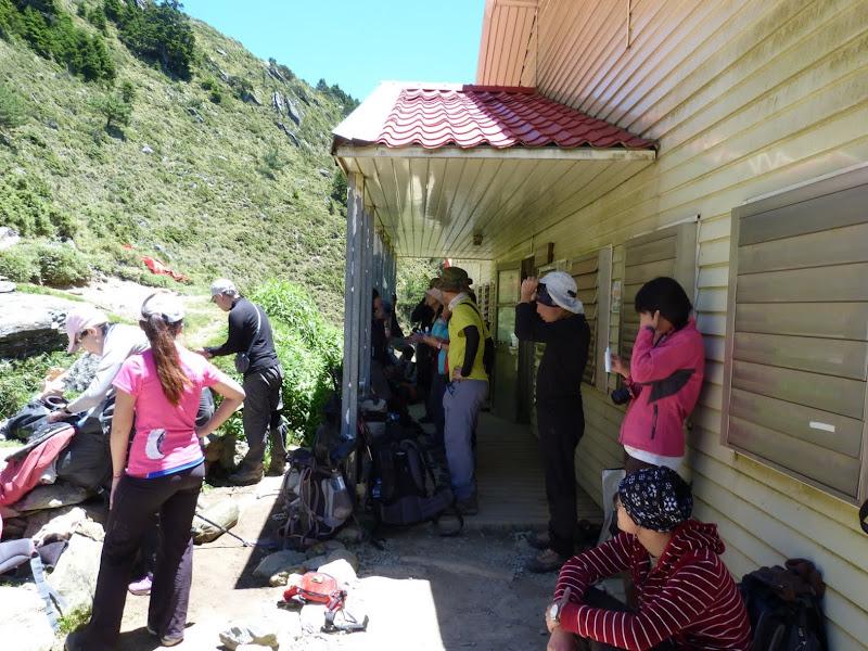 Refuge: Jiaming lake shelter