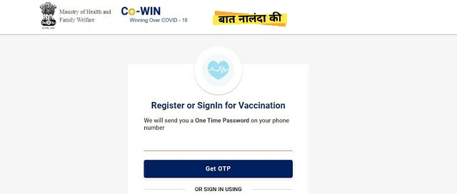 How to register for covid vaccination in nalanda district