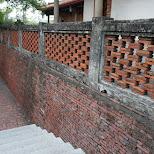 Fort Provintia in Tainan, Taiwan in Tainan, T'ai-nan, Taiwan