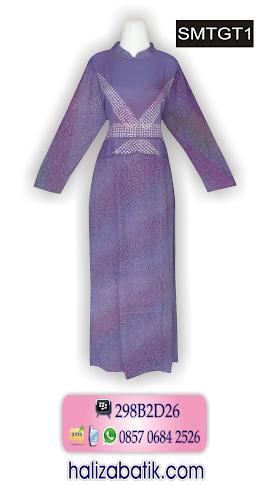 grosir batik pekalongan, Model Gamis, Baju Gamis, Baju Gamis Batik
