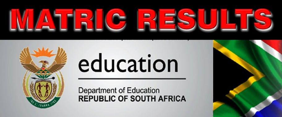 Image result for department of education south africa matric results