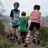 Todd Crag U10 race