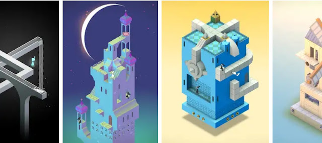 Monument Valley Kısa Süreliğine Ücretsiz Oldu - Google Play Store