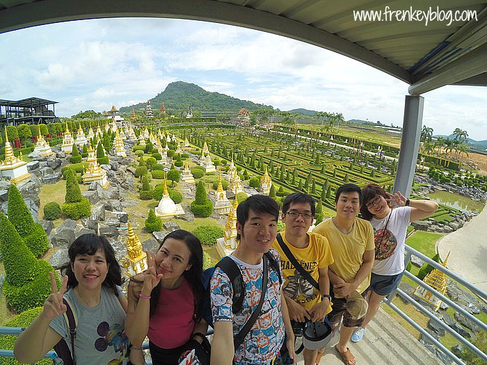 Check In Completed! @Nong Nooch Garden, Pattaya