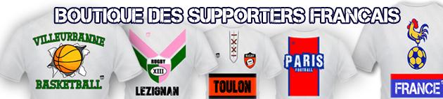 Boutique des Supporters français