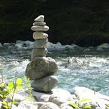 Riverside Rock Jenga Redux....