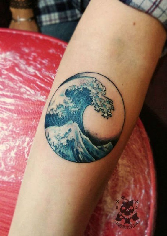 Wave-Tattoo-Dsign-34