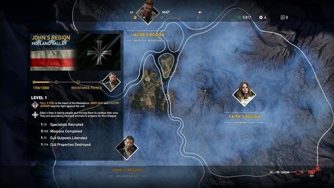 Far Cry 5 ? Capture Parties & wie Sie diesen aus dem Weg gehen können (Guide)