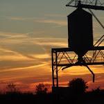 AlisonMcGaughey-Sciota Sunset Sciota, Ill., population 58, 2010.jpg