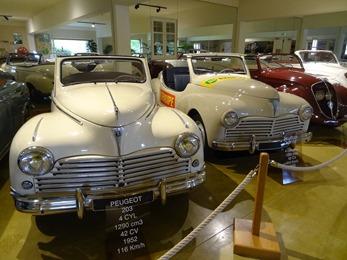 2018.07.02-137 Peugeot 203 cabriolet 1952 et 203 TDF 1955