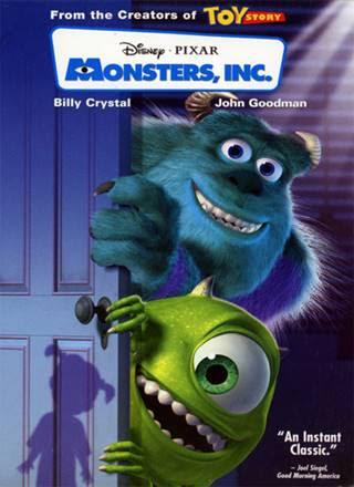 Monstruos SA (Monsters, Inc.) (2001)